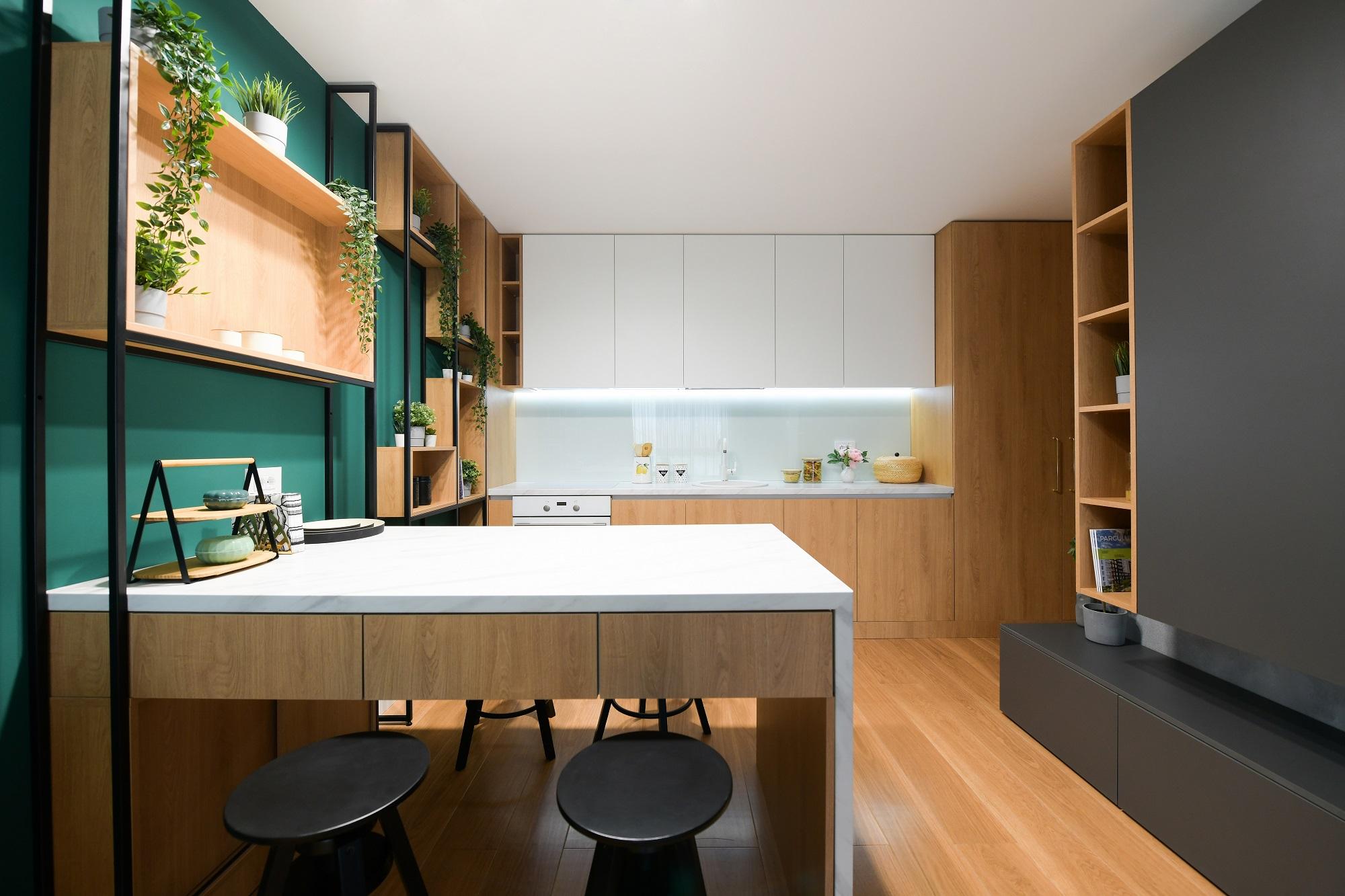 Apartament showroom Parcului20 2