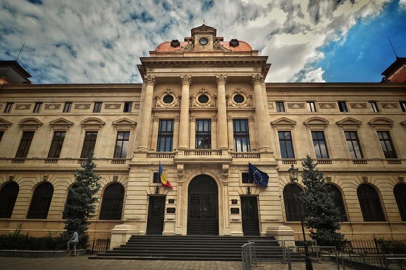 Bucharest_-_BNR_Palace_(Banca_Națională_Română)_(28450072642)