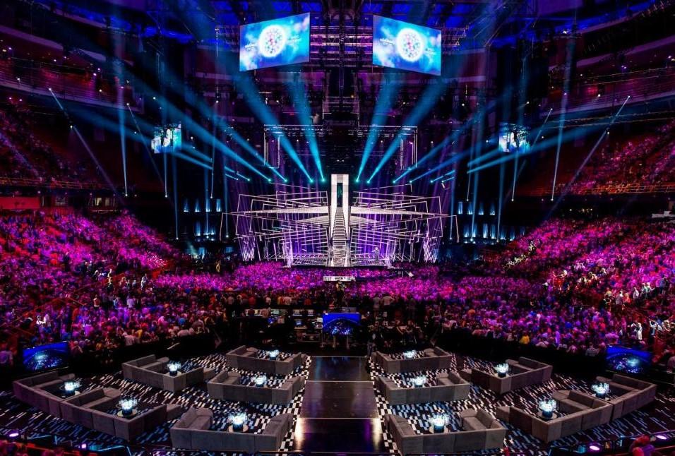 Eurovision 2018 semifinal 1 arena