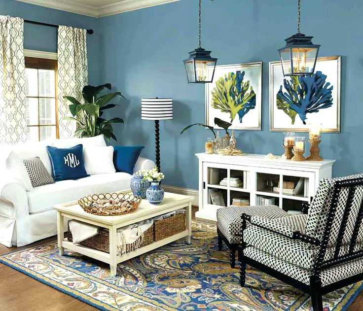 living-room-blue-and-white-best-nautical-paint-ideas-on-green-rooms-wall-colors